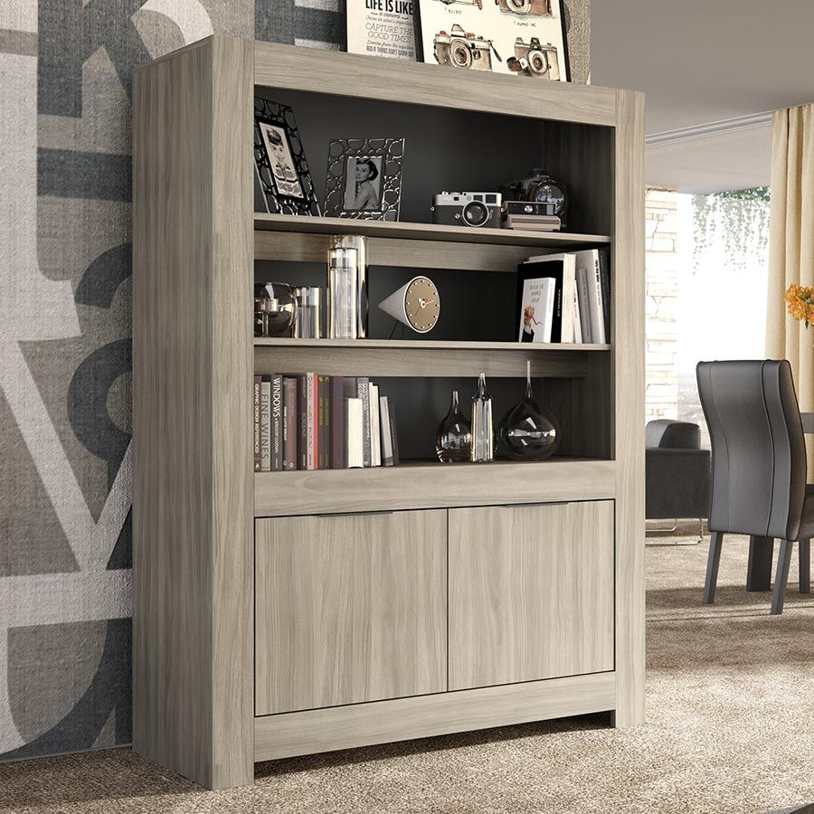 Meuble Biblioth Que Contemporain Melina Buffet Haut Pinterest  # H Comme Home Meuble Tv
