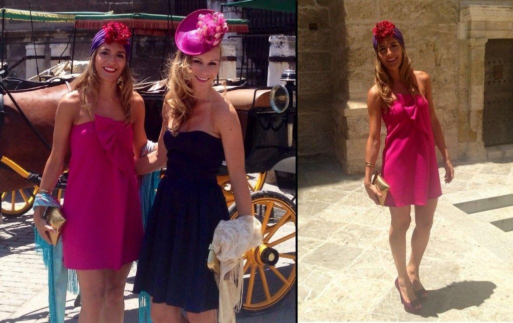 invitadas boda de dia con look de la mas mona. | Outfits | Pinterest ...