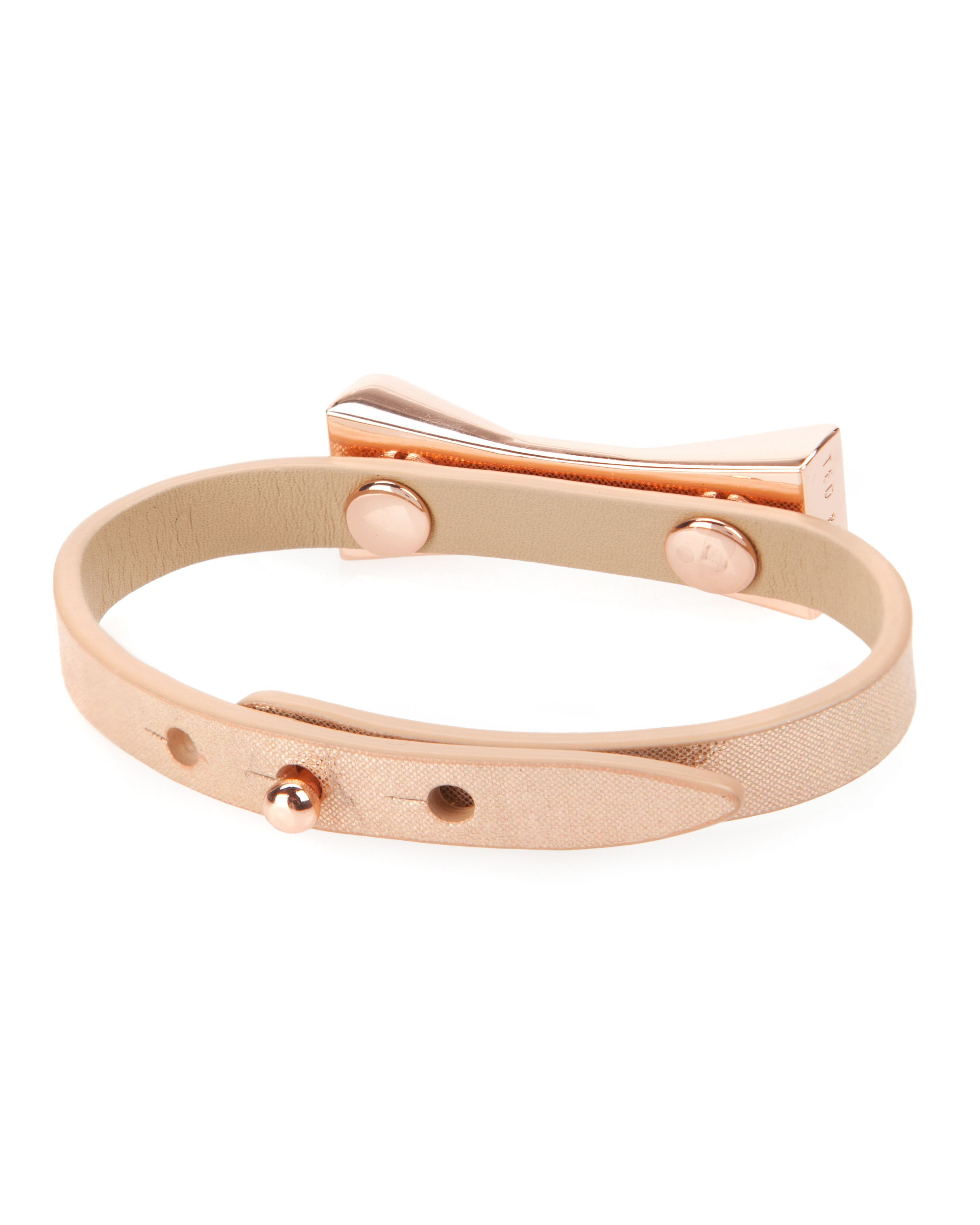bow bracelet bangle collections
