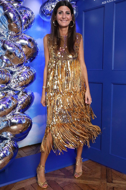 Claudia schiffer summer style dresses