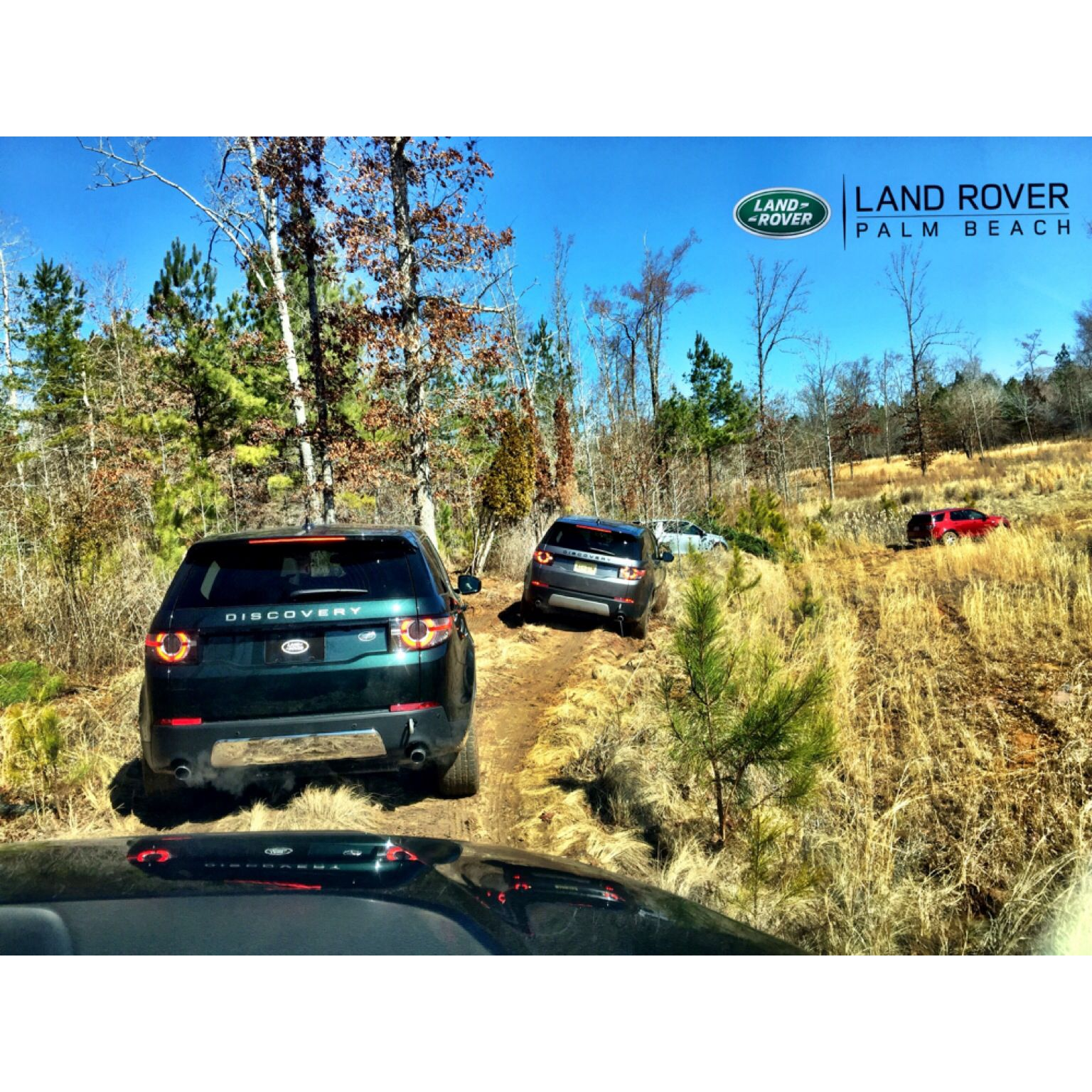 A Day In The Life Of A Land Rover... landroverpalmbeach
