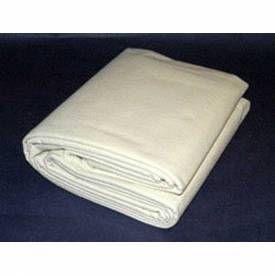 Lindeman 600569 White 6' X 9' Drop Cloth