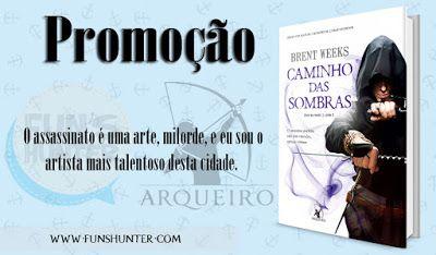 ALEGRIA DE VIVER E AMAR O QUE É BOM!!: [DIVULGAÇÃO DE SORTEIOS] - Fun's Hunter: Promoção:...