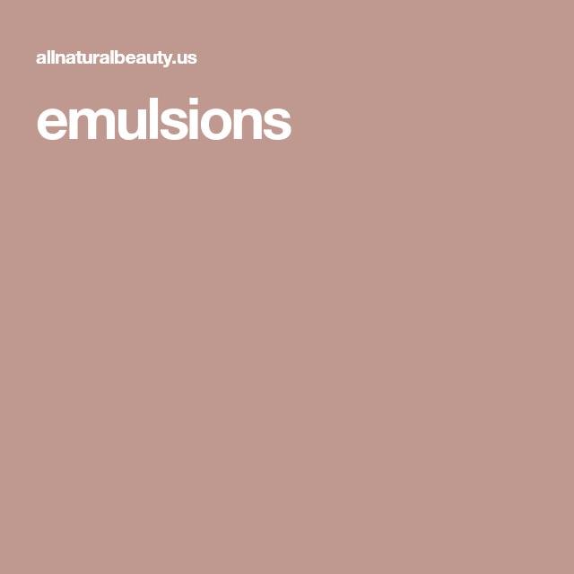 Emulsions How To Make Skin Care Screenshots
