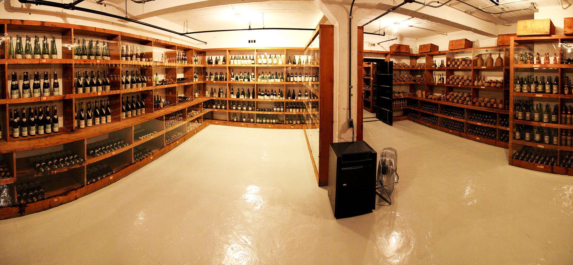 Hearst Castle Wine Cellar Hearst Castle Wine Cellar Wine Rack