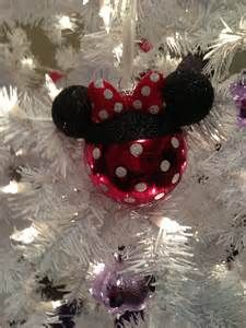 Minnie Mouse Personalized Custom Christmas Ornament | customgifts ...