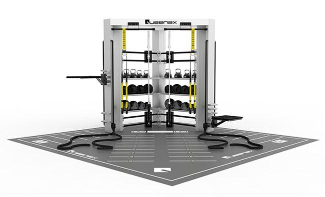 The corner functional training system rossa pinterest
