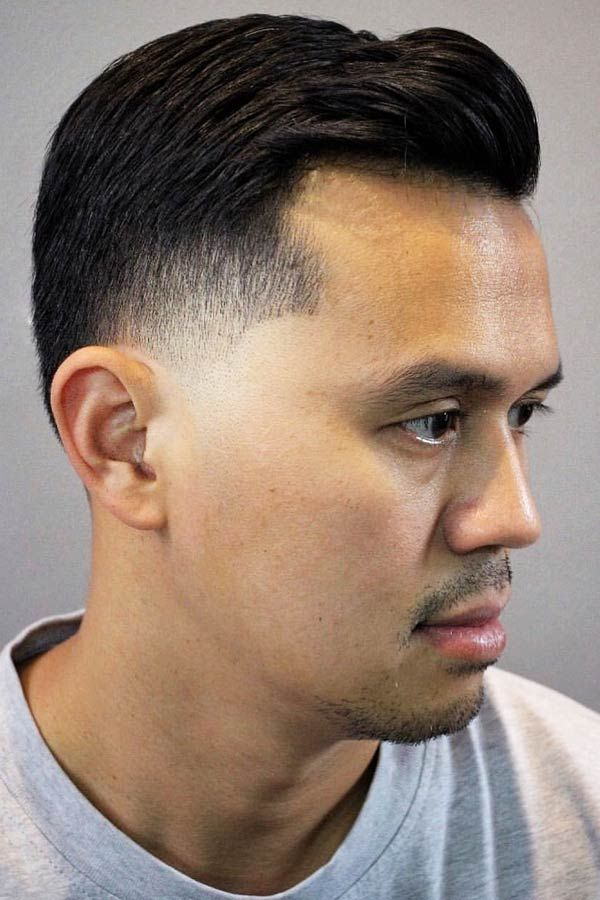 how to cut a comb over haircut