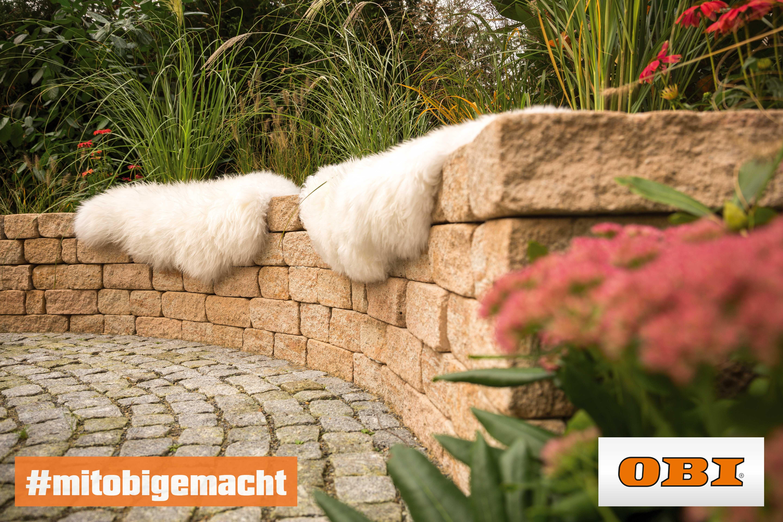 Gartengestaltung Mit Natursteinen Ratgeber Obi Gartengestaltung Garten Planen Garten