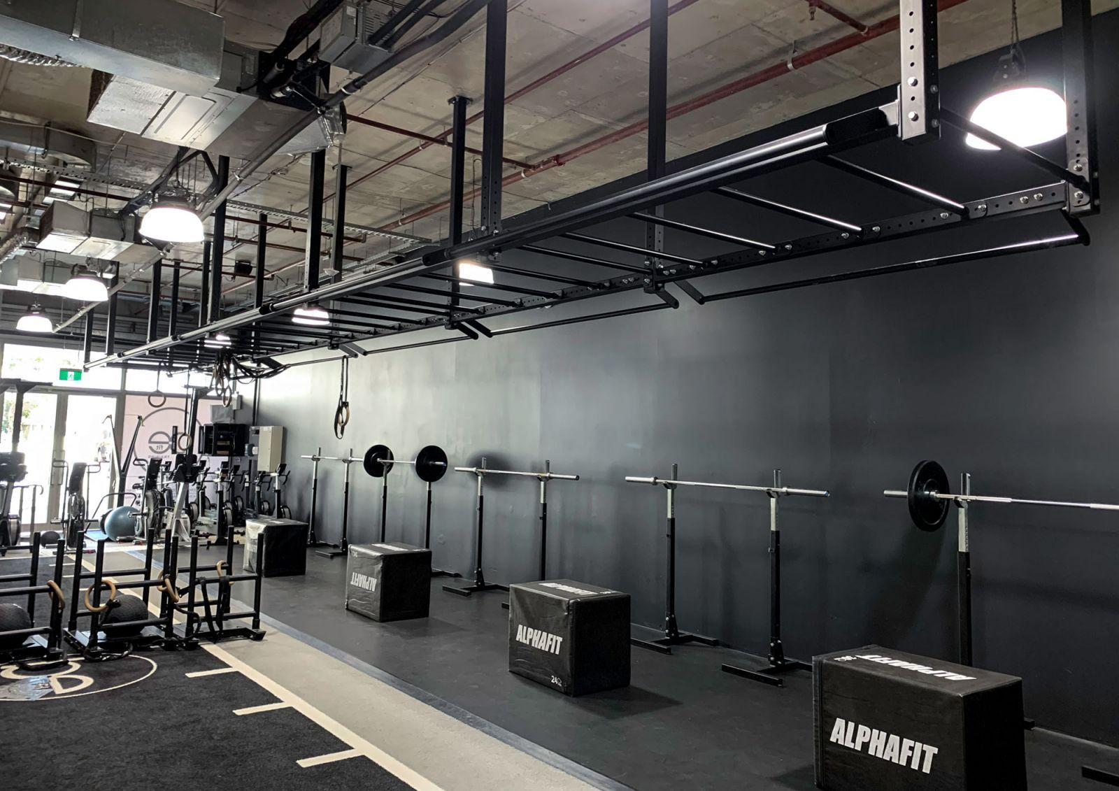 Gym Design Interior Gym Design Bar Ceilings