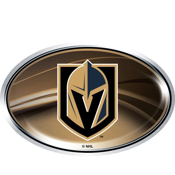 Vegas Golden Knights Cling Decal