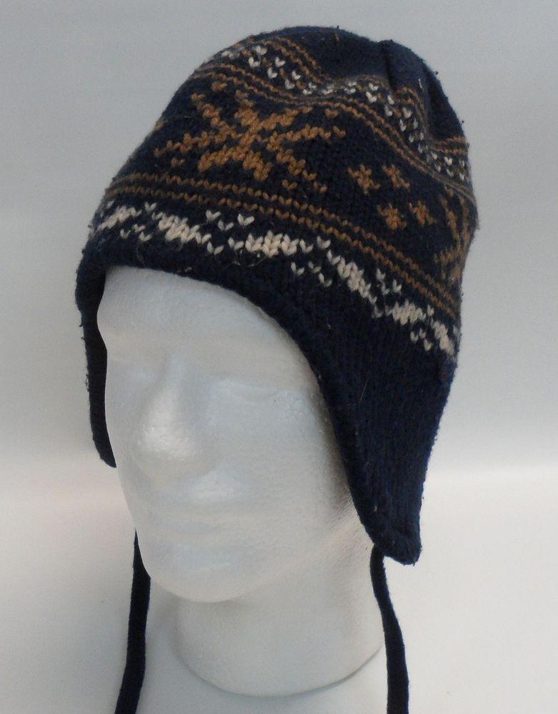 ac5db2501fb5c Sam Adams Brewery Embroidered Knit Beanie Cap Tassel Warm Winter Beer (eBay  Link)