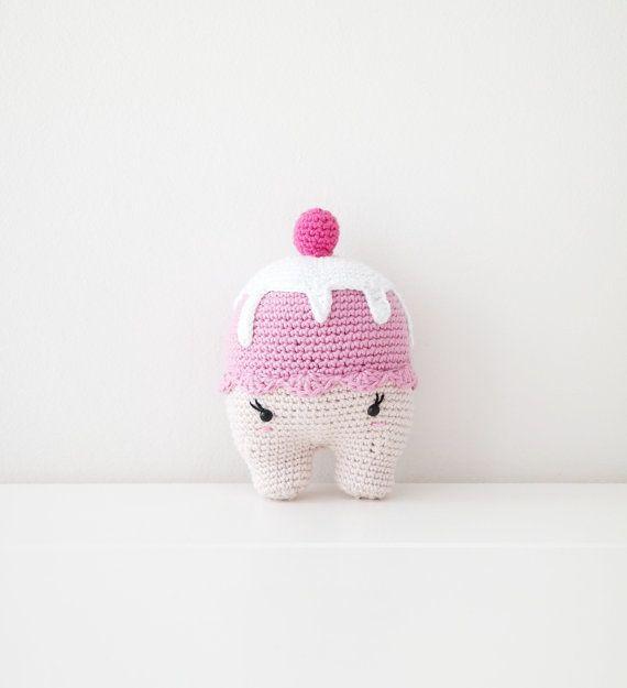 Cupcake girl, crochet pattern | Epic crochet 3 | Pinterest