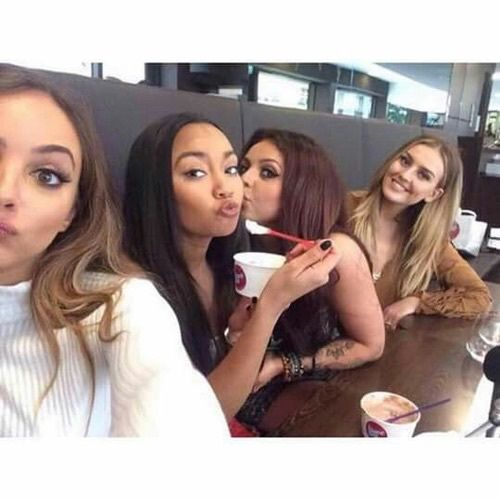 Little Mix Perrie Edwards Jade Thirlwall Jesy Nelson Leigh