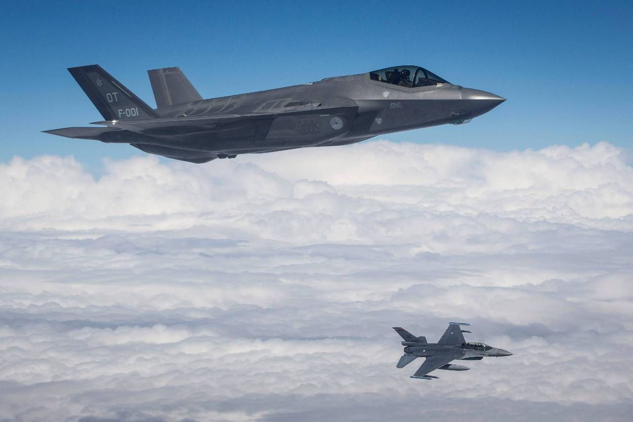 source, ministerie van defensie the f35 fighter jet, joint strike fighter.