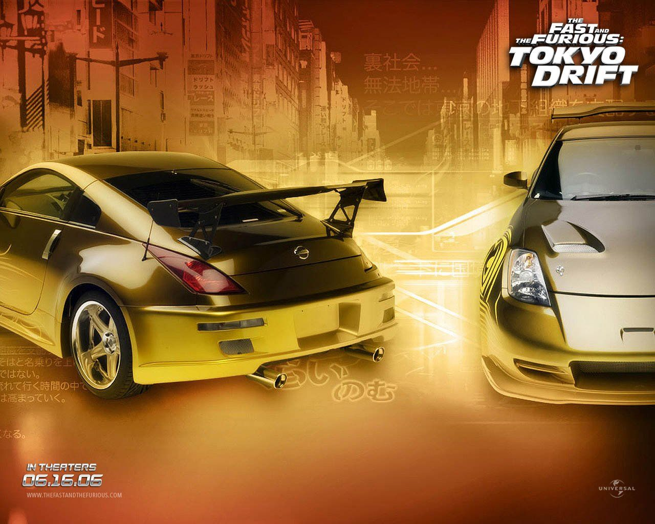 Fast and the Furious: Tokyo Drift, The (2006) wallpaper | Fast and