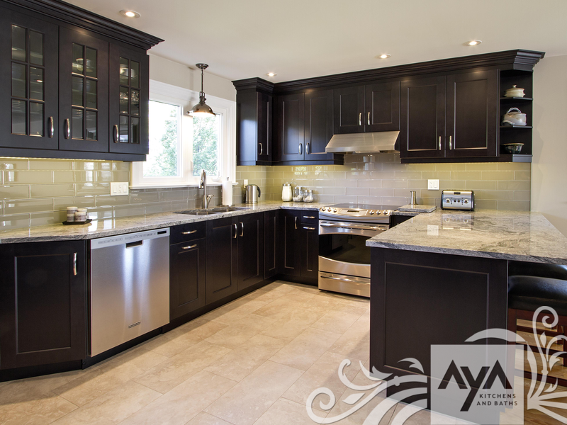 AyA Kitchens Canadian Kitchen And Bath Cabinetry Manufacturer Fascinating Canadian Kitchen Cabinets Manufacturers
