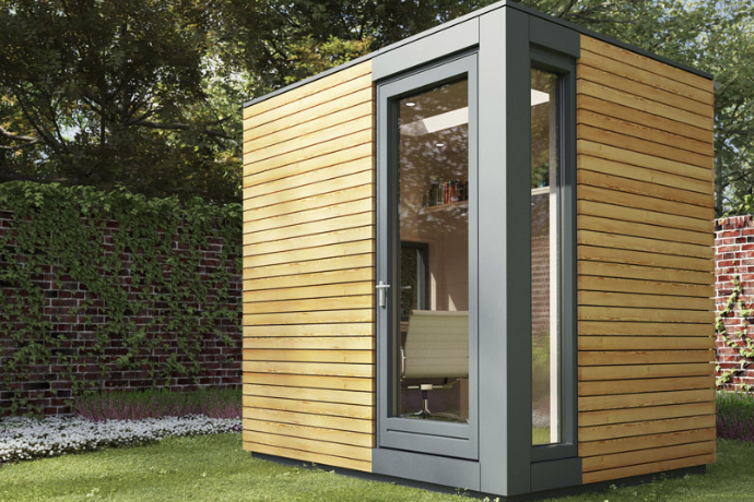 Wonderful Micro Pod Office Or Retail Space From Pod. Prefab Buildings. How Easy! Popup