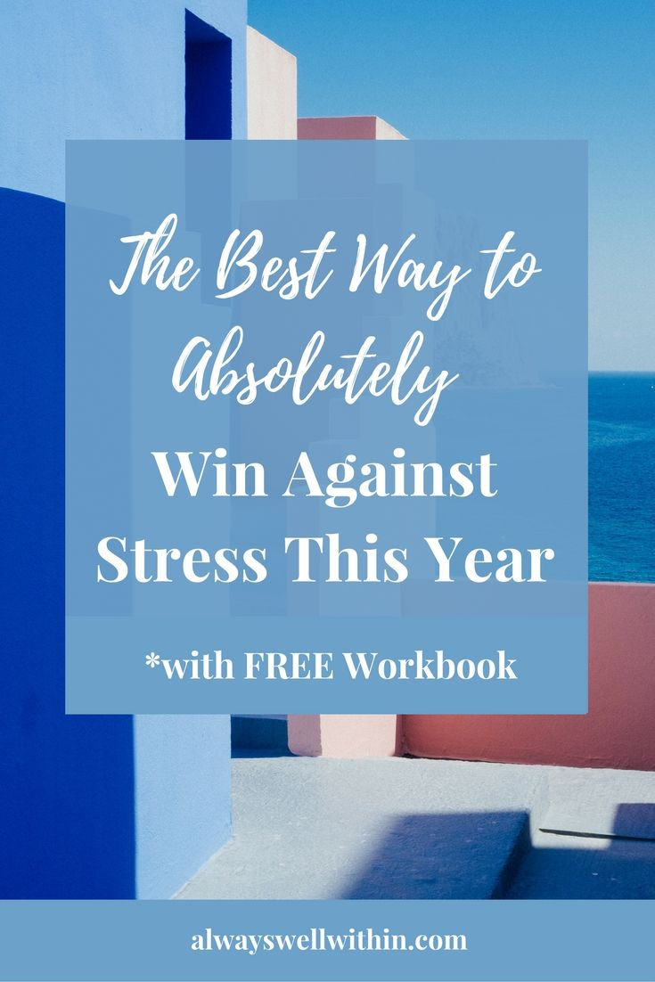 Workbooks anti anxiety workbook : The Best Way to Absolutely Win Against Stress This Year | Mental ...