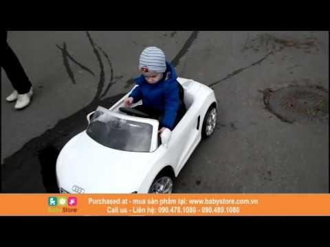 Ô tô điện trẻ em Audi 8828