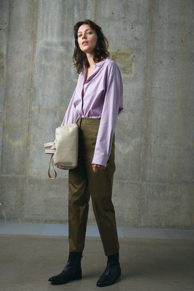 53c80e5fc5 LOOKBOOK: THEORY RESORT 2019 WOMENSWEAR COLLECTION | Hàn | Fashion ...