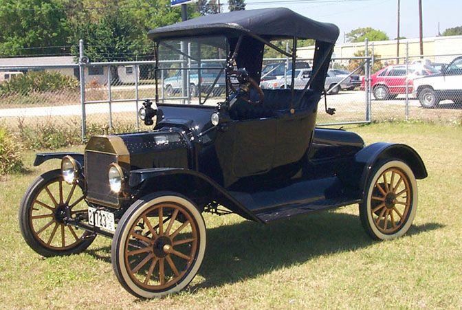 1916 Ford Model T Roadster Ford Models Model T Ford