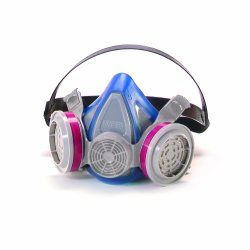 respirator mask for mold and dust