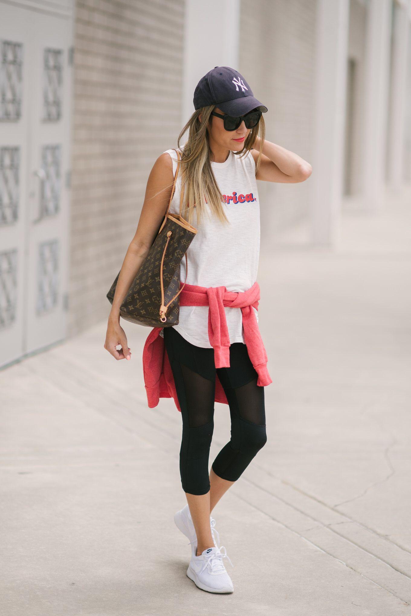 8efc8b8b5c41 My Go-To Mom Styles | Hello Fashion Blog | Athleisure fashion ...