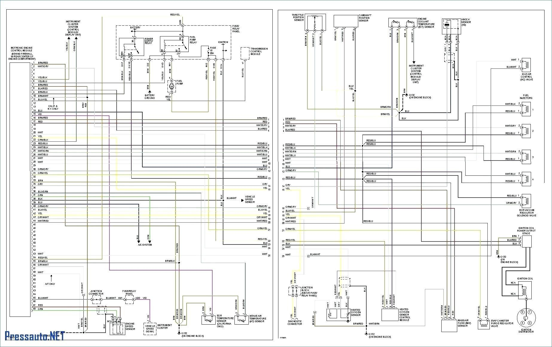 1998 Vw Jettum Engine Diagram