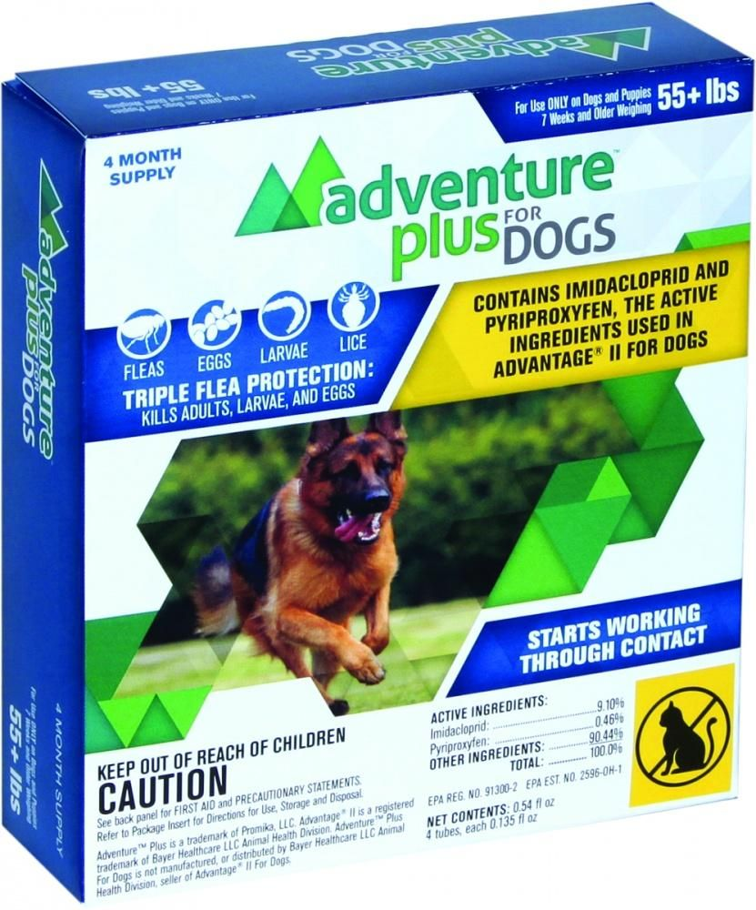 Promika Adventure Plus For Dogs Dogs Fleas Tick Treatment For Dogs