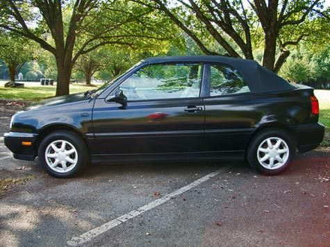 Cheap Volkswagen Cabrio '95 For Sale in South Carolina — $1990
