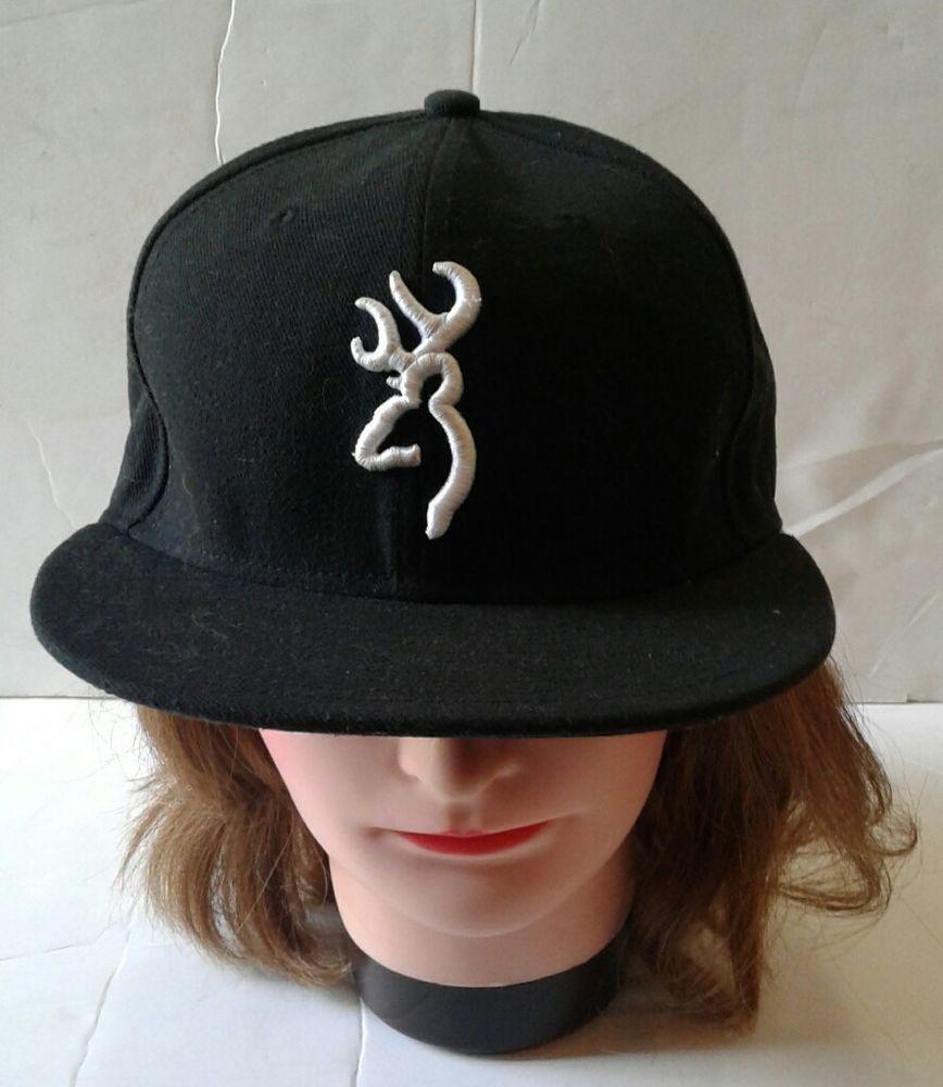 085ecbcb6d8 ... canada mens black browning buckmark snapback hat official browning  product 71 4 73 8 7809c 086c8