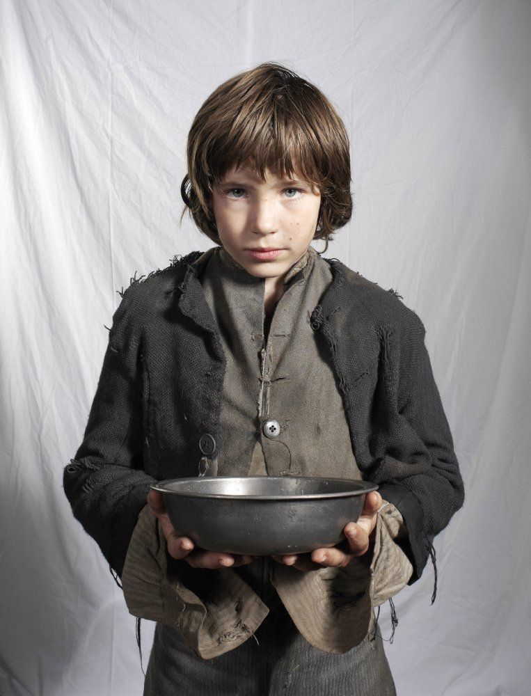 oliver twist tv mini series ~little orphan oliver  william miller in oliver twist