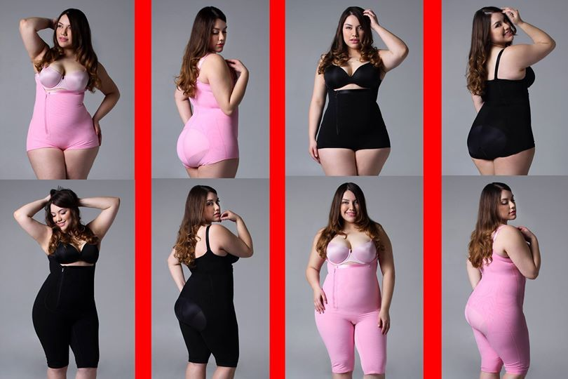 my favorite pieces of plus size shapewear by chastity garner