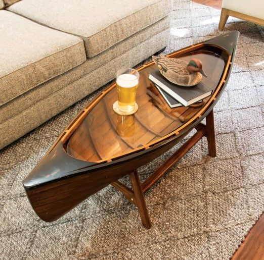 canoe wall decor rbsyu | Home Design | House design, Decor ...