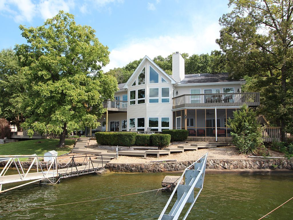 The Chinquapin vacation home at the Lake of the Ozarks