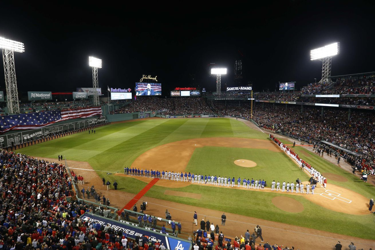 World Series Game 1 Dodgers vs. Red Sox All sports games