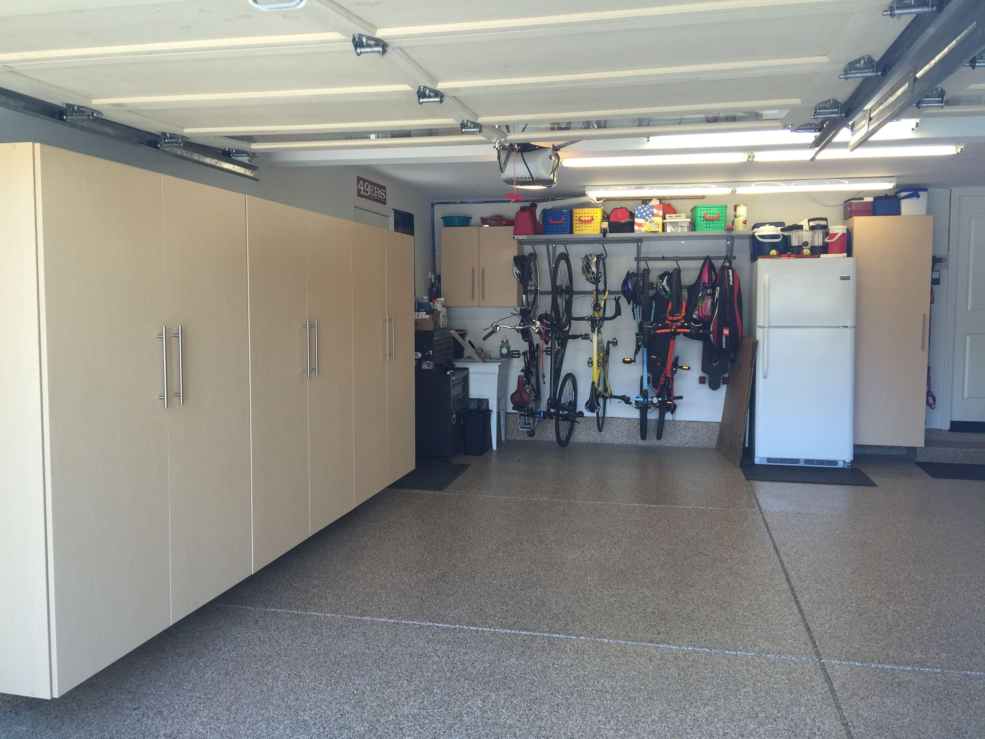Garage Cabinets U0026 Organization Memphis, TN   Incognito Closets   Garage    Pinterest   Organisations