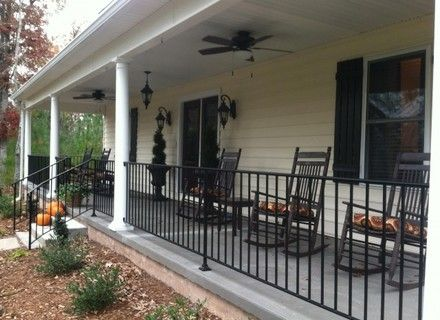 Wrought Iron Porch Railings Home Depot Design Idea Home