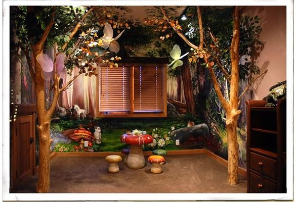 Fairy Wall Topia Fairy Room Forest Bedroom Forest Room