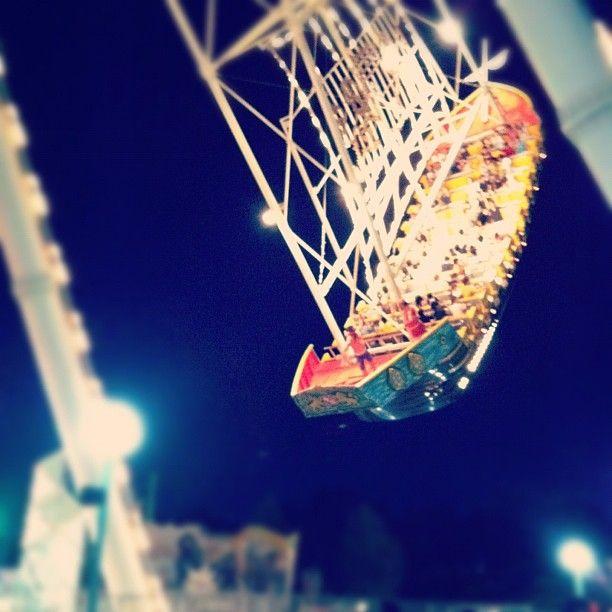 #Night #Amusementpark #Ship #Light #Illuminations #Pirate #としまえん #夜 #遊園地 #海賊 地味に恐い! - @dreamingka- #webstagram