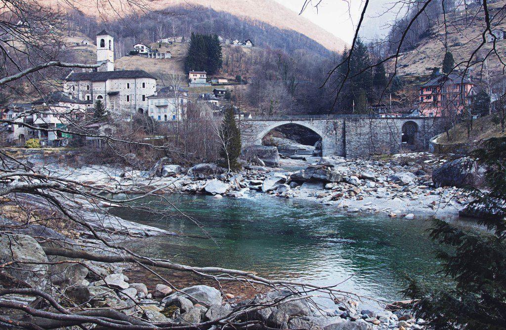 Valle Verzasca – Eine Morgenwanderung ab Lavertezzo