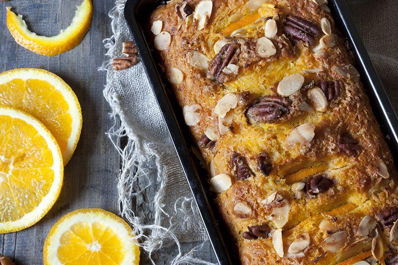 Il cake salato con zucca, patate, pancetta sarà ottimo anche il giorno successivo, magari tostato al forno e accompagnato da un formaggio fresco. #magariungiorno