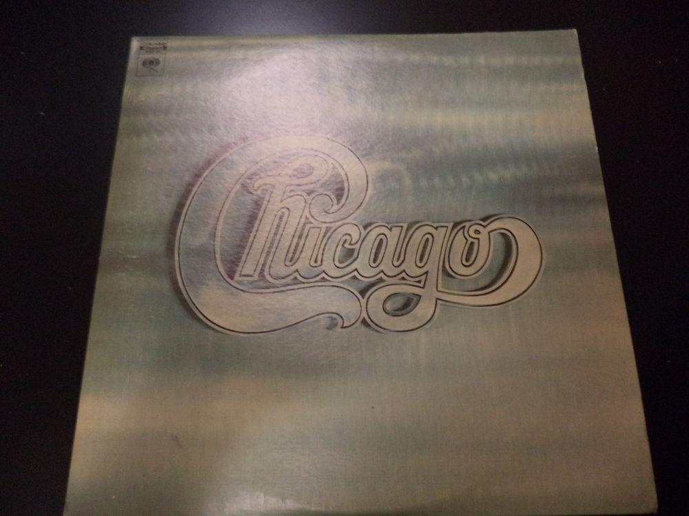 Chicago Vinyl Record Vinyl Records Vinyl Records
