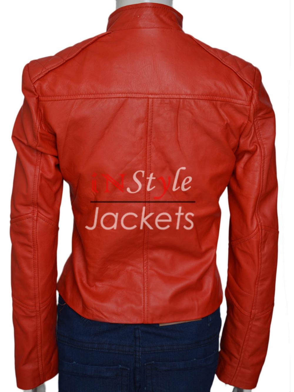 Minority Report Meagan Good Leather Jacket Jackets, Best