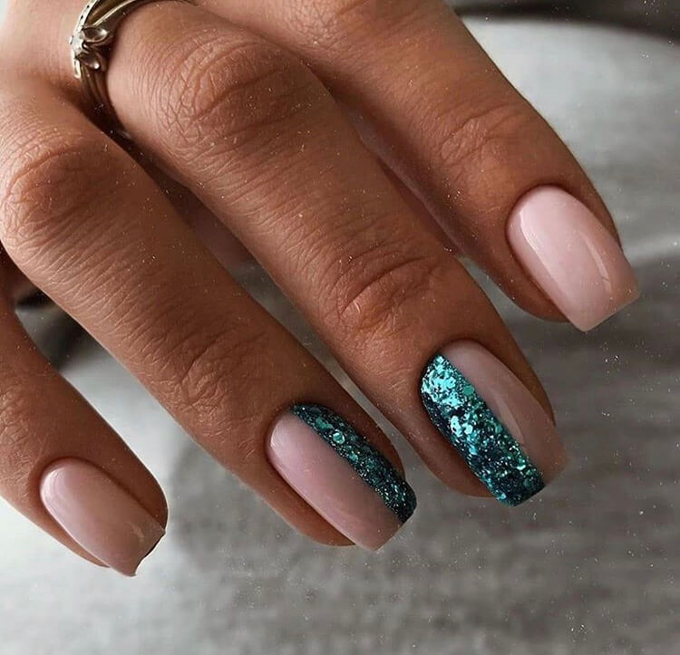 Photo of 30 Trendy manicure nails ideas for this winter – P25