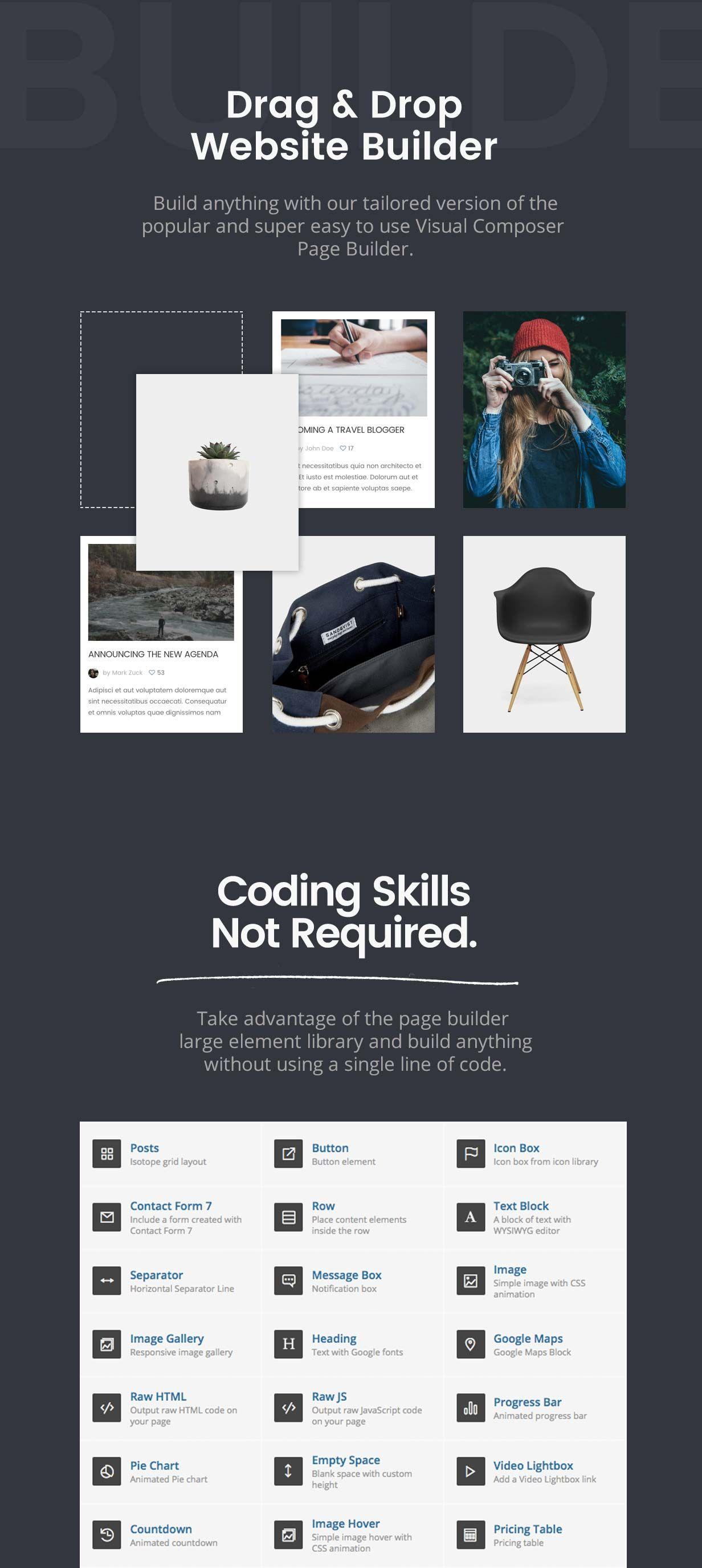 Smart — Responsive Multi-Purpose WordPress Theme | Wordpress and ...