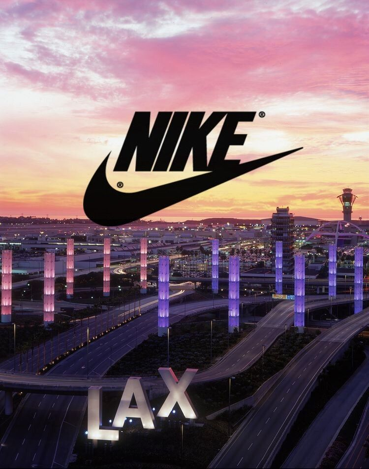 LAX x NIKE Nike wallpaper, Cool nike wallpapers, Nike