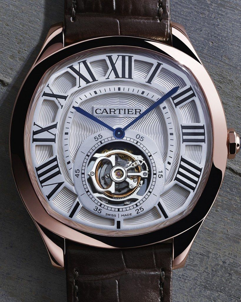 Drive de Cartier - new for 2016