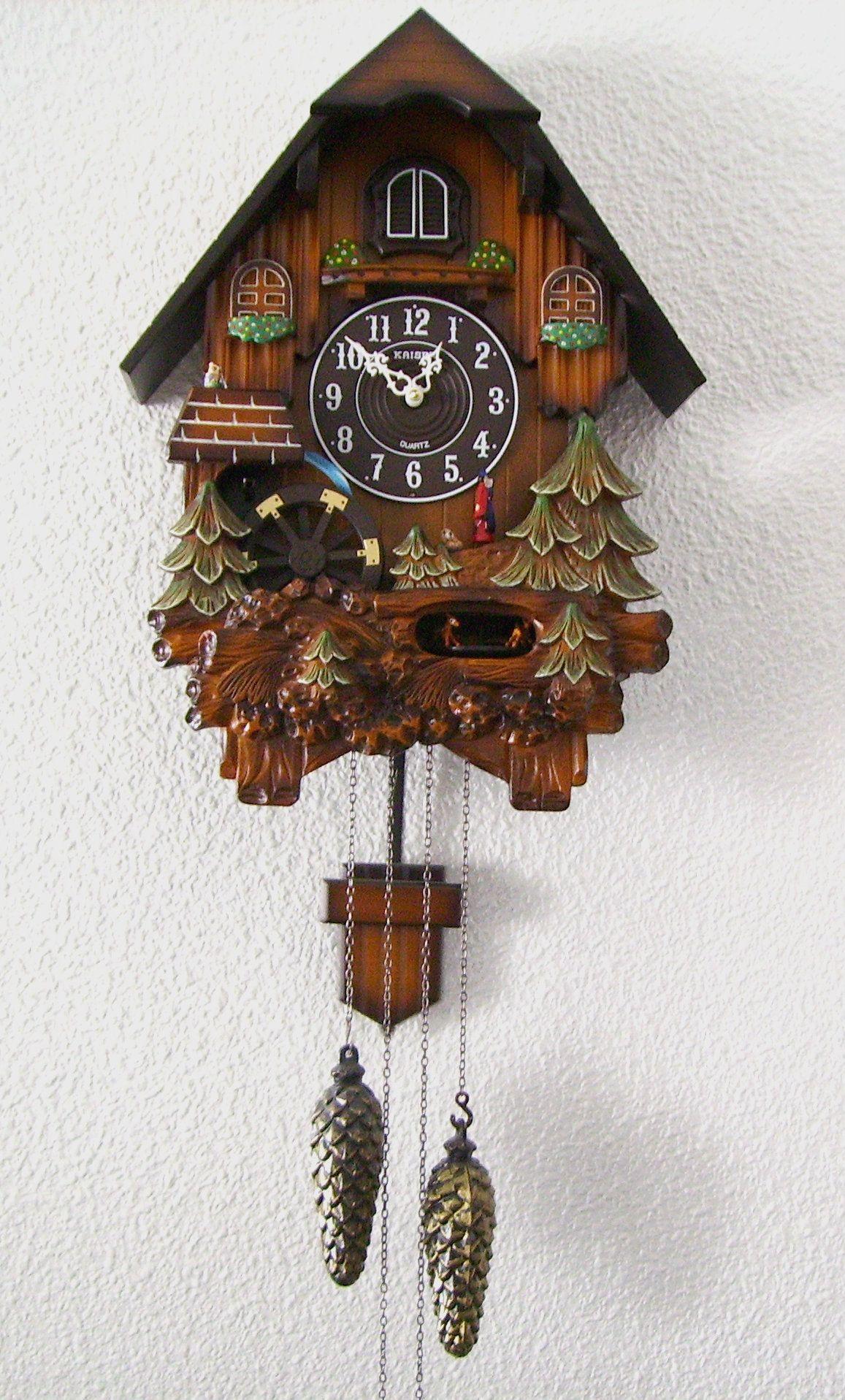 Reloj De Cuco Old Clocks Wall Clock Clock